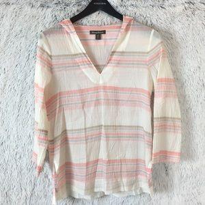 Tommy Bahamas Woman Hoodie Tunic Shirt Small